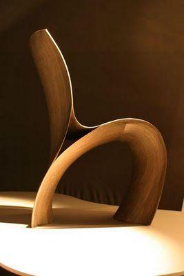 Three Skin Chair by Israeli industrial designer, artist and architect Ron Arad www.ronarad.co.uk