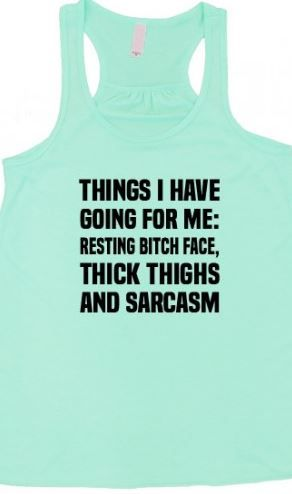 This shirt hits all the points!!