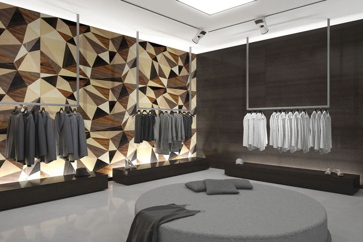 Paneles de madera realizados con chapas naturales. Materiales que darán una nueva dimensión a tu proyecto Art | raclima