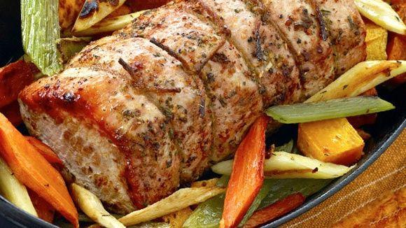 Рецепт приготовления свинины с коньяком