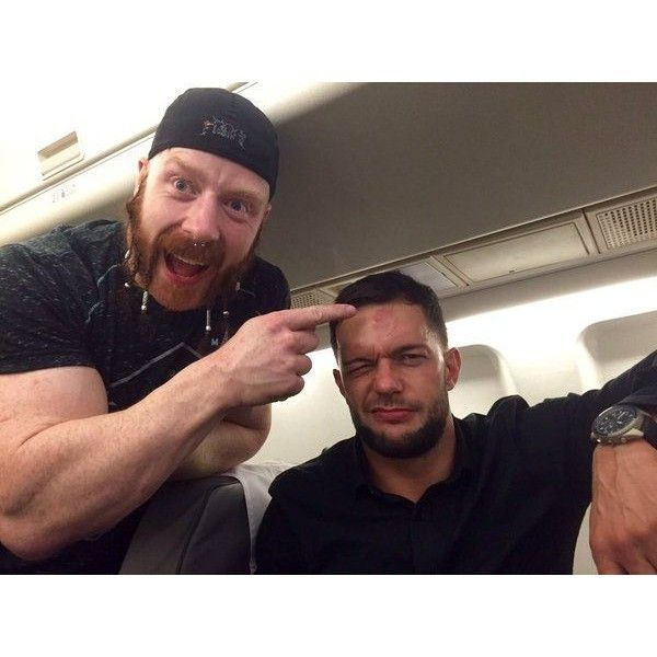 Sheamus and Finn Balor! | Sheamus!! | Pinterest | Sheamus, Pictures... ❤ liked on Polyvore featuring wwe