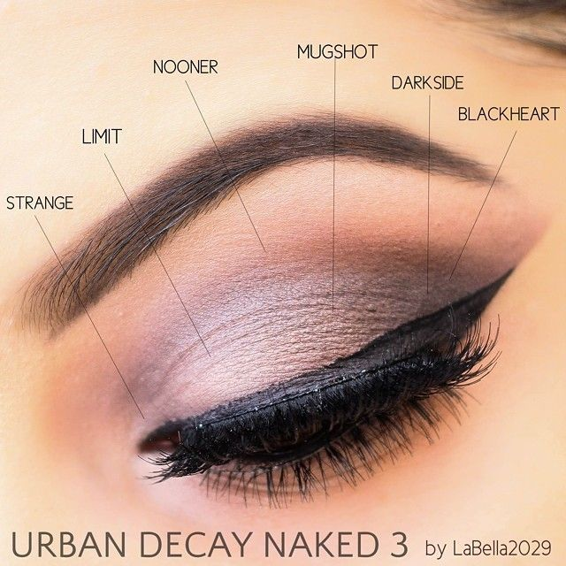 38 Best Urban Decay Naked 3 Looks Images On Pinterest -2341