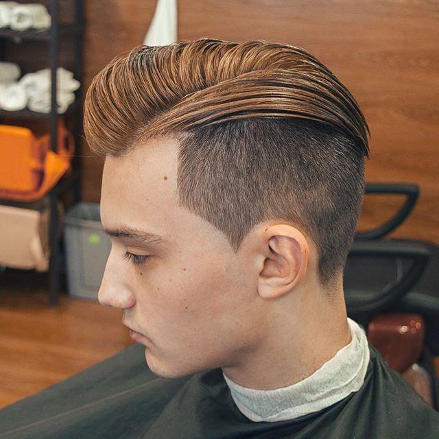Men S Hair Haircuts Fade Haircuts Short Medium Long Buzzed Side Part Long Top Short Sides Hair Style Potongan Rambut Pria Rambut Pria Potongan Rambut