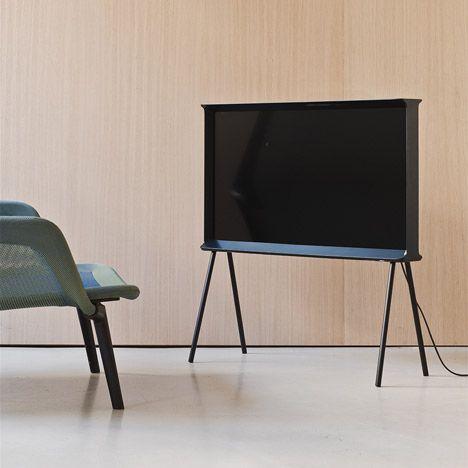 bouroullec brothers 39 serif tv for samsung product design pinterest samsung technologie. Black Bedroom Furniture Sets. Home Design Ideas