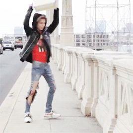 'Press it' MV Making Film #Shinee #Taemin