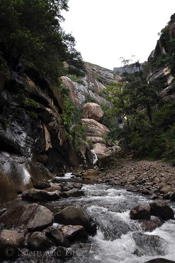 Tugela Falls River, Royal Natal National Park, South Africa   Nomadic Existence