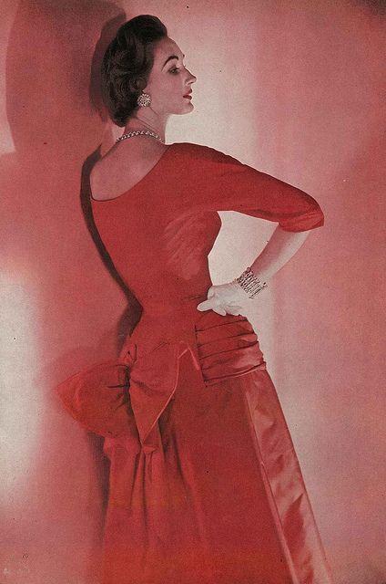 Vogue 1953, Evelyn Tripp