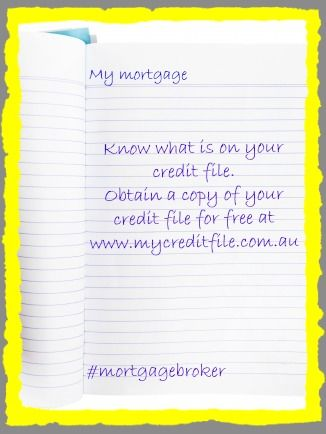 Know your credit file