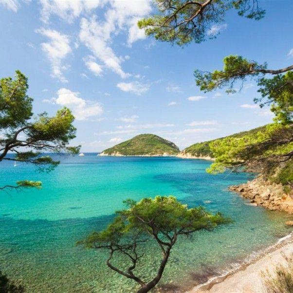 Isola d'Elba , Livorno, Toscana. italy.