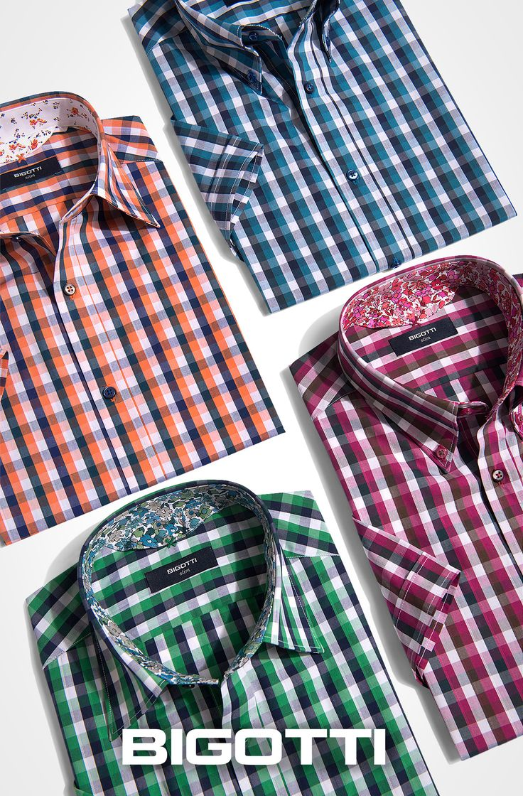 The #short #sleeve #shirts – #high #summer #pieces that #look #exceptionally #good with #jeans, #chinos or #bermuda #shorts 40% OFF in #Bigotti #men #clothing #stores and on https://www.bigotti.ro/camasi-barbati/dimensiune/maneca-scurta