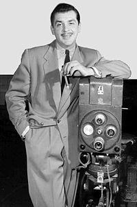 Ernie Kovacs (actor, comedian, writer) (1919 - 1962) Born in Trenton, N.J.