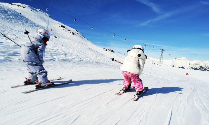 Vakantie Les Menuires, Franse Alpen: kindvriendelijk skidorp in grootste skigebied ter wereld   Frankrijk met kinderen