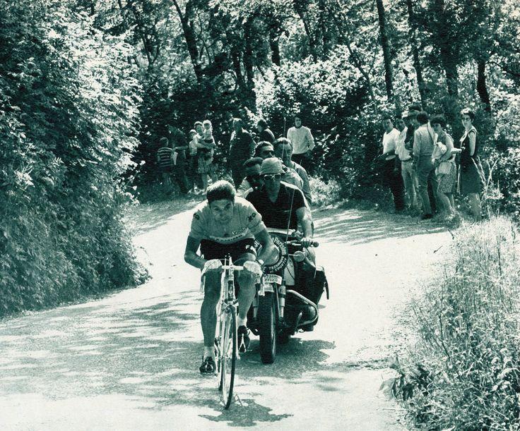 .........Merckx on Col de Porte, TdF, 1970!
