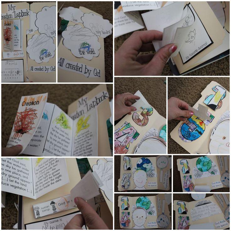 Creation Lapbook