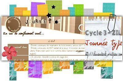 journée type cycle 3