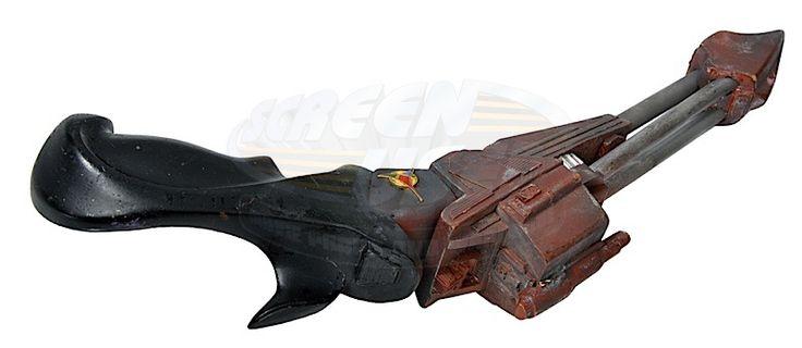 Star Trek VI: The Undiscovered Country / Klingon Disruptor  |  ScreenUsed.com