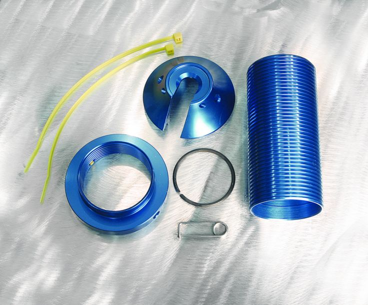 Coil-over Kit-Steel Body   AfcoDynaPro.com