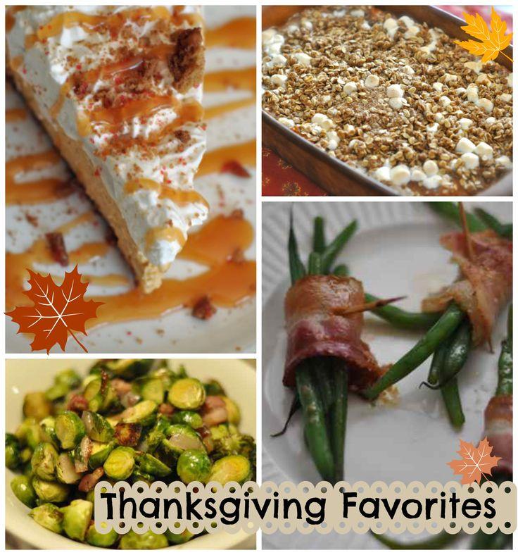 Make Ahead Thanksgiving Recipe Ideas