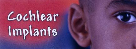 Sometimes called a bionic ear, the cochlear implant can restore hearing for many kinds of hearing loss.