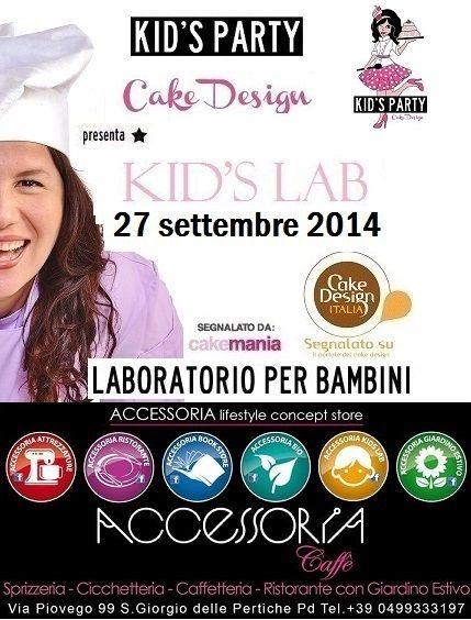 laboratorio di cake design per bambini 27 settembre 2014,Padova #corsi #laboratorio #bambini #cakedesign #padova