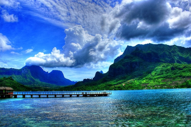 Moorea Island French Polynesia  City new picture : Moorea Island, French Polynesia | Inspiration for SA | Pinterest