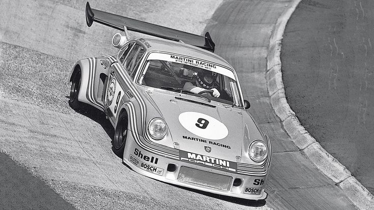 Photos: Revel in the Evolution of Porsche's Iconic Turbo | In May 1974, drivers Manfred Schurti and Helmuth Koinigg took the Porsche Carrera RSR Turbo to the 1,000 kilometers of Nürburgring, finishing seventh. | Credit: Porsche Archive   | From Wired.com