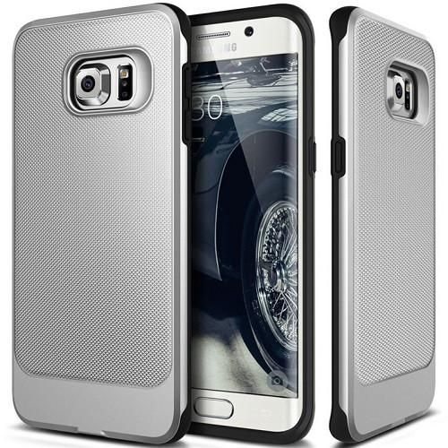 Phone Case For Samsung Galaxy S6 S7 / Edge S8 / Plus Rugged Rubber Dual Layer Hard PC S4 S5 J5 J7
