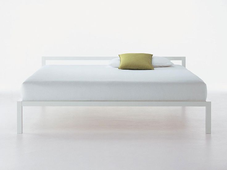 Aluminium Bed Lacquered : Upholstery & Beds : Viaduct Shop : Viaduct