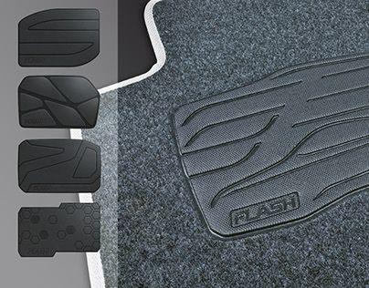 "Floor Mats - by Cesar Zanardo Check out new work on my @Behance portfolio: ""Automotive Floor Mats"" http://be.net/gallery/51415349/Automotive-Floor-Mats"
