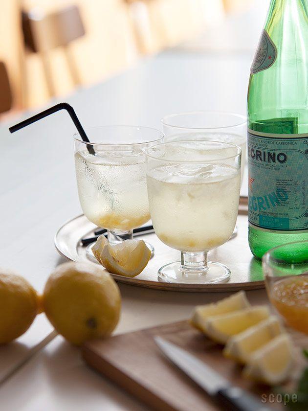 食卓に清涼感を夏のテーブルコーディネートにガラスの食器をお迎えして