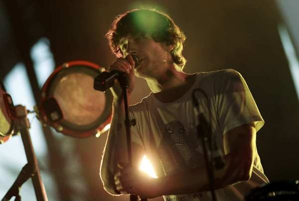 #Coachella flashes back to the previous weekend--#Coachella was back for Weekend 2, with, yes, the same lineup featuring #Gotye