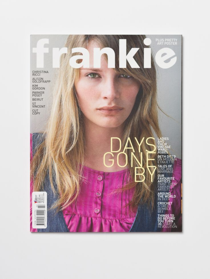frankie issue 22