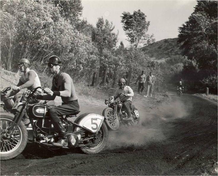 Motorcycle Racing Vintage Photo Vintage Life
