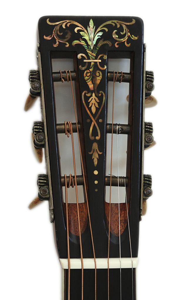 Pearls of Wisdom - Inlays on Martin Guitars