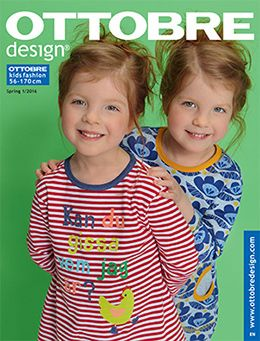 Ottobre Design 1/2016 cover