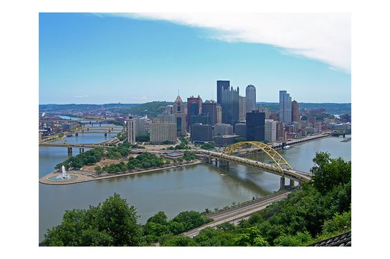 Taking into account indicators of intelligence like universities, libraries, education level museums and public school rankings, Pittsburgh proved to be the smartest city in the states. #Pittsburgh