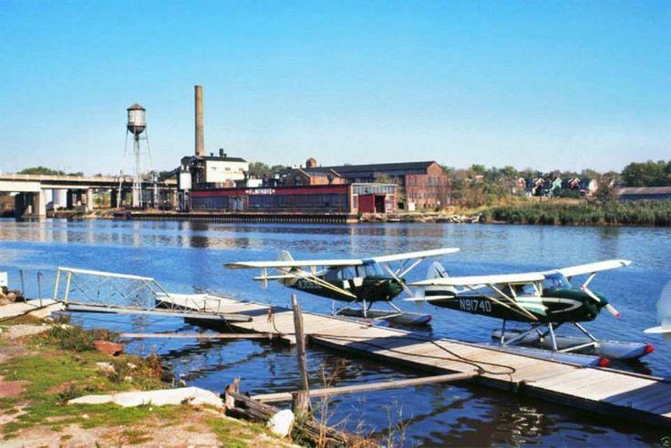 Seaplane Base 1966 ~ Little Ferry | Vintage Places in NJ ...