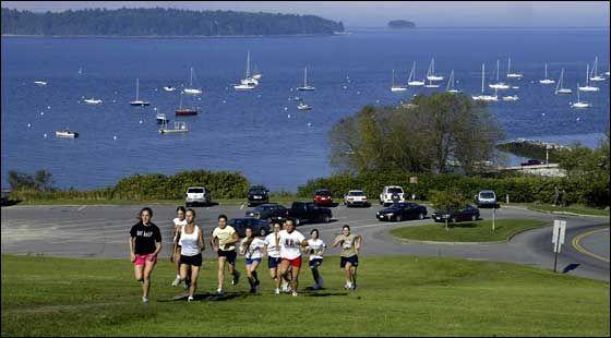 Eastern Promenade, Portland | Destination Maine: Favorite ...