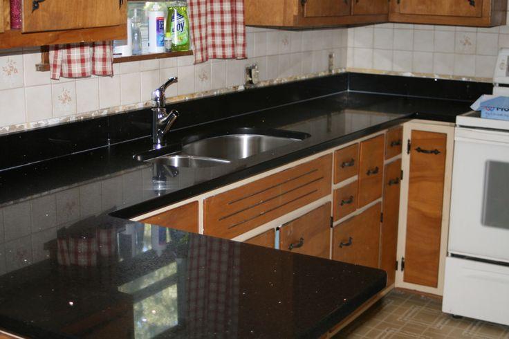 Silestone Quartz Countertops Kitchen Pinterest Black