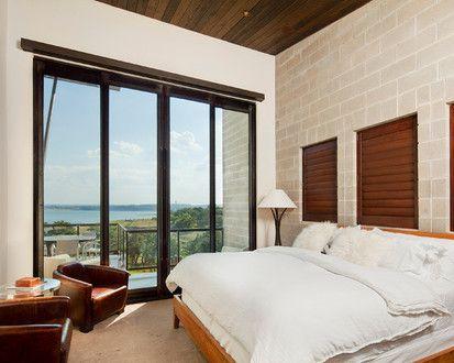 Comanche, Contemporary Bedroom, Austin