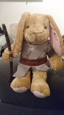 The c00kie Factory: Build-a-Bear - Rey - Star Wars