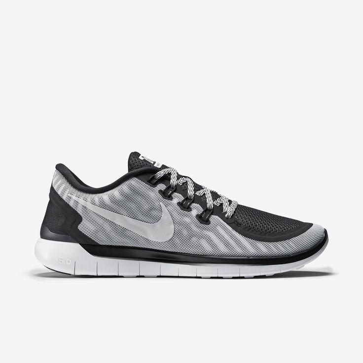 free run black nike nike free 5 running shoes