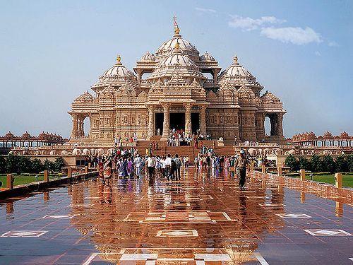 Swami Narayan Temple - New Delhi (India)
