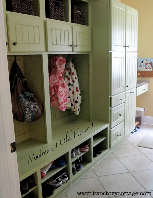 Mudroom Hidden Storage : Best images about drop zone on pinterest traditional