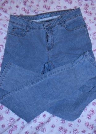 Kup mój przedmiot na #vintedpl http://www.vinted.pl/damska-odziez/rurki/13972943-wygodne-spodnie-rurki-denim-co