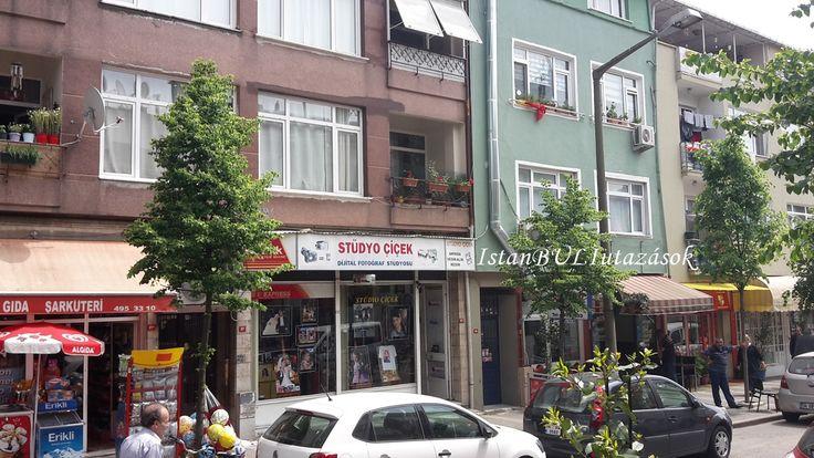 Hüseyin úr fotós boltja