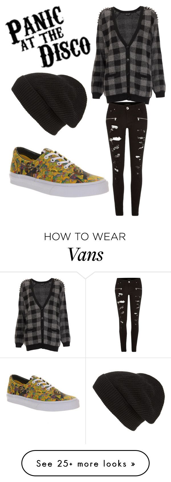 """""""The only thing i have on my tablet calendar is the release date of Death Of A Batchelor"""" by george-ryan-ross-the-third on Polyvore featuring Topshop, River Island, Phase 3 and Vans"""