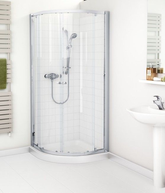 In response to customer demand, Mira Showers – the UK's leading manufacturer of showering products and accessories – is enhancing its successful ACE range of framed shower enclosures with the addition of four new sizes: two quadrants and two pentagon shapes.