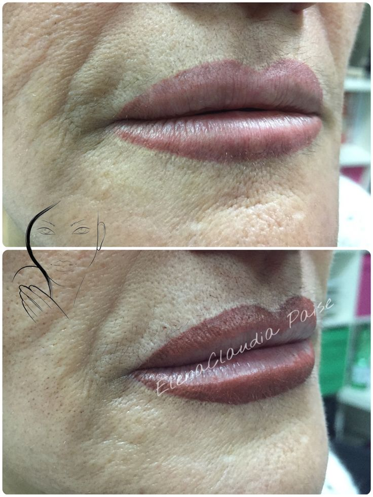 PMU #lips #labbra