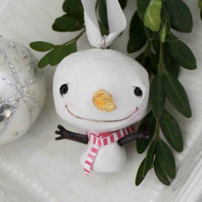 Snowman No.2